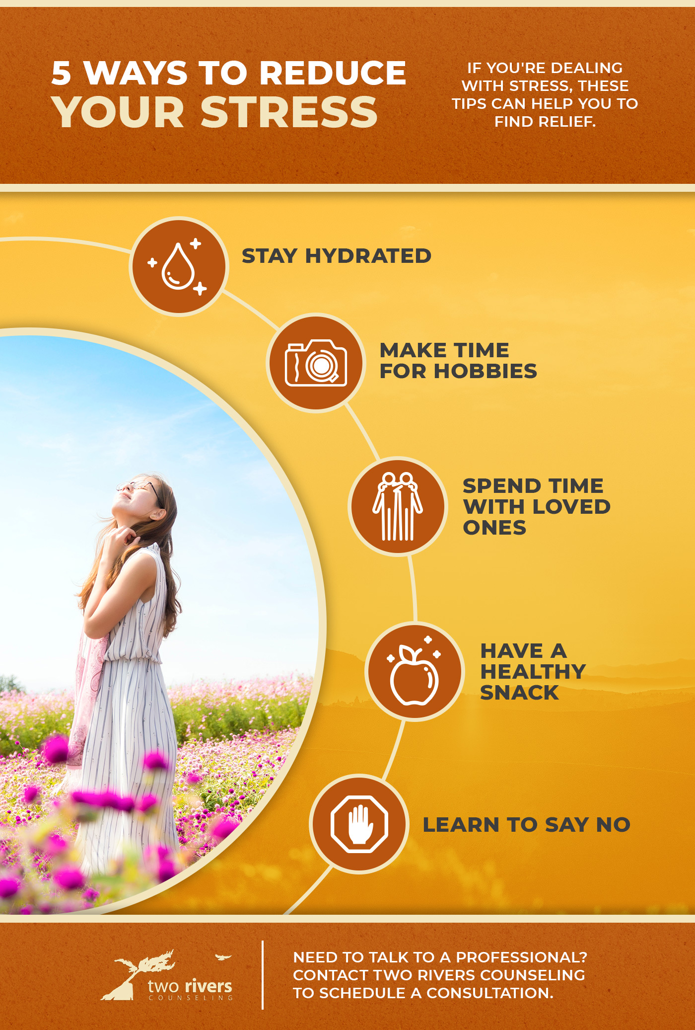5 Ways to Reduce Your Stress