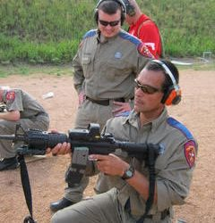 Security Officers with Firearms