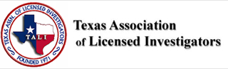 Texas Association of Licensed Investigators Logo