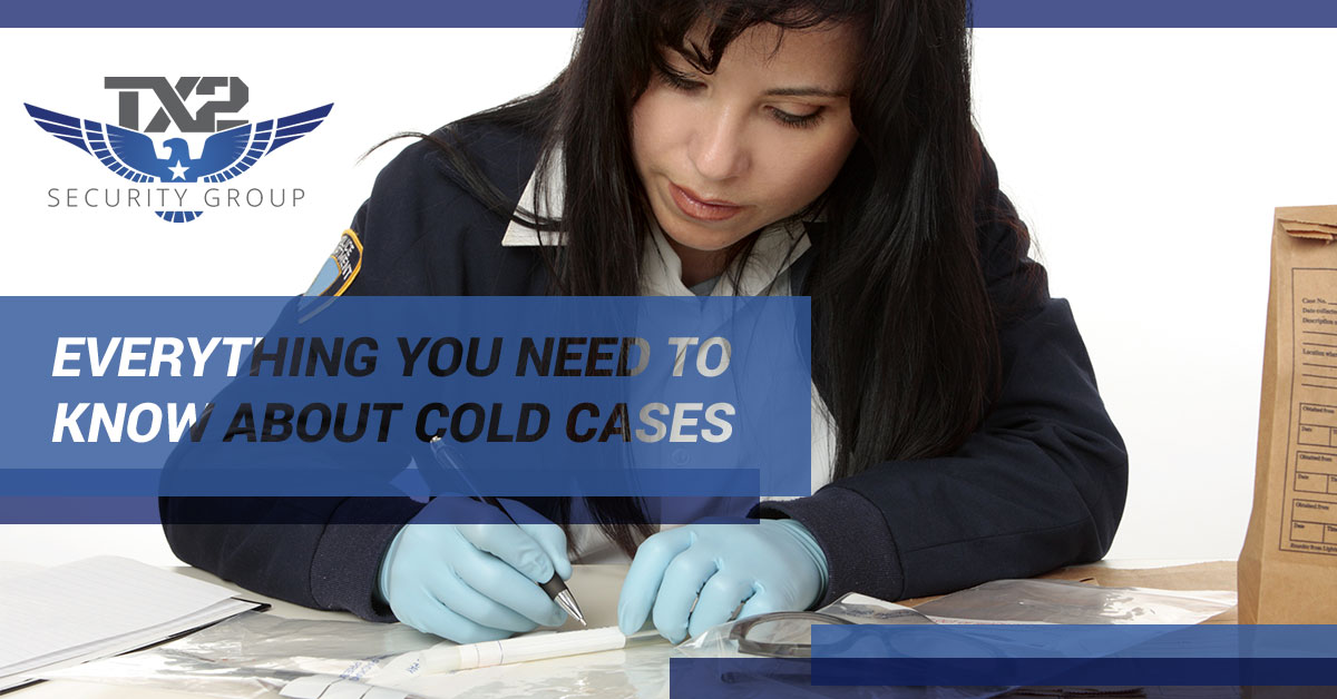Everything You Need to Know About Cold Cases