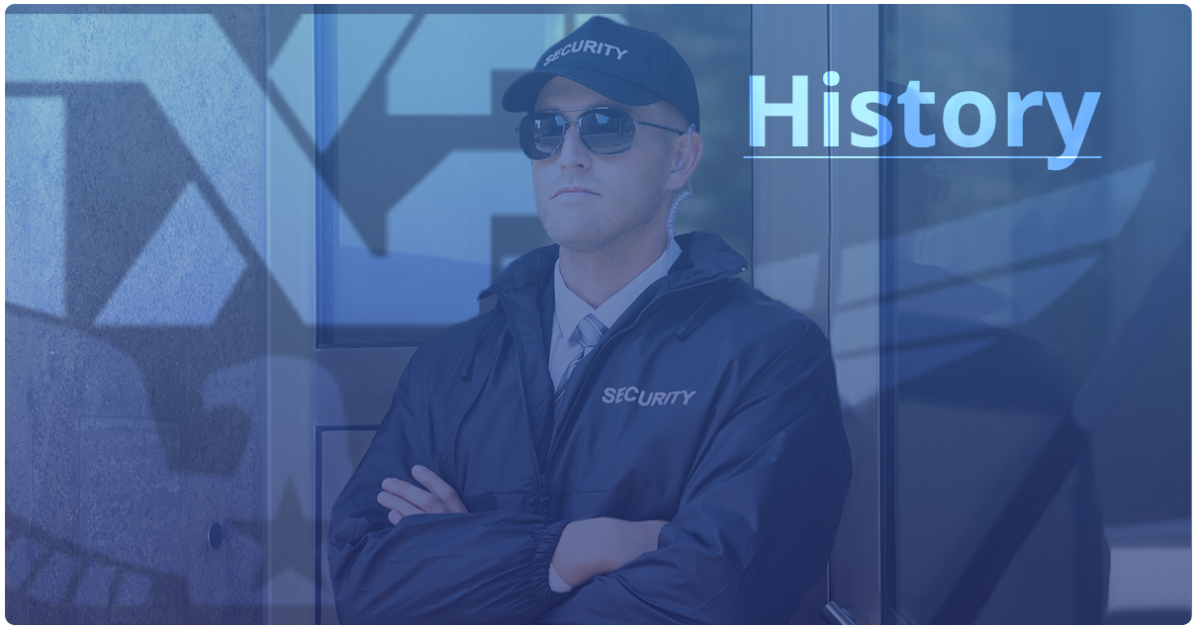 History of Tx2 Security Group