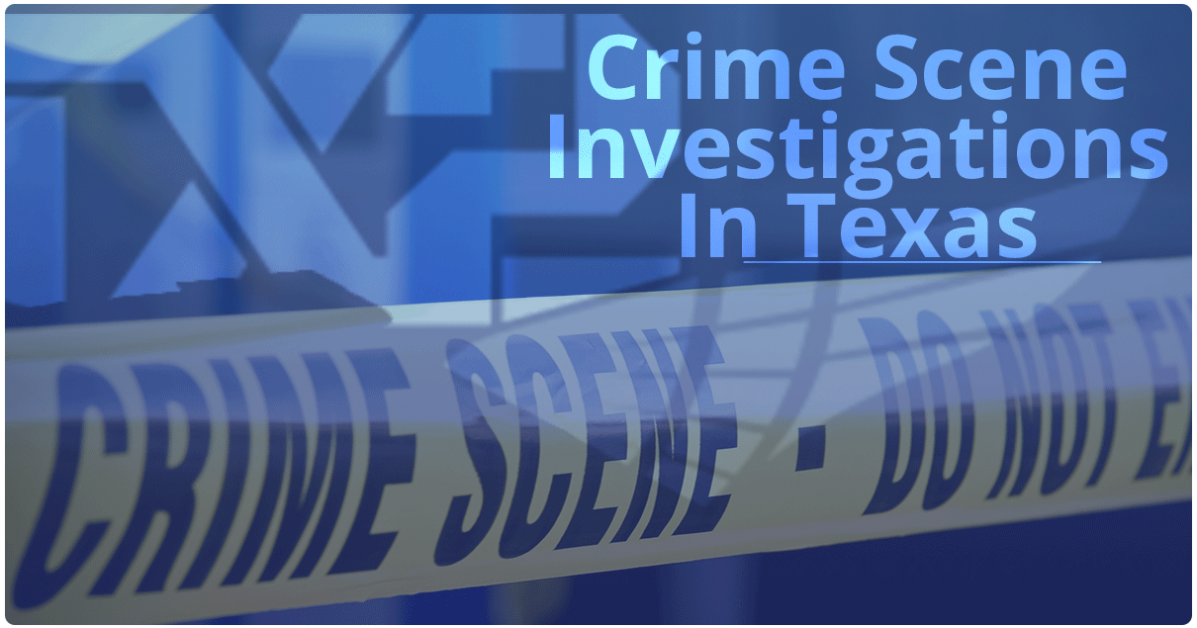Crime Scene Investigation Services