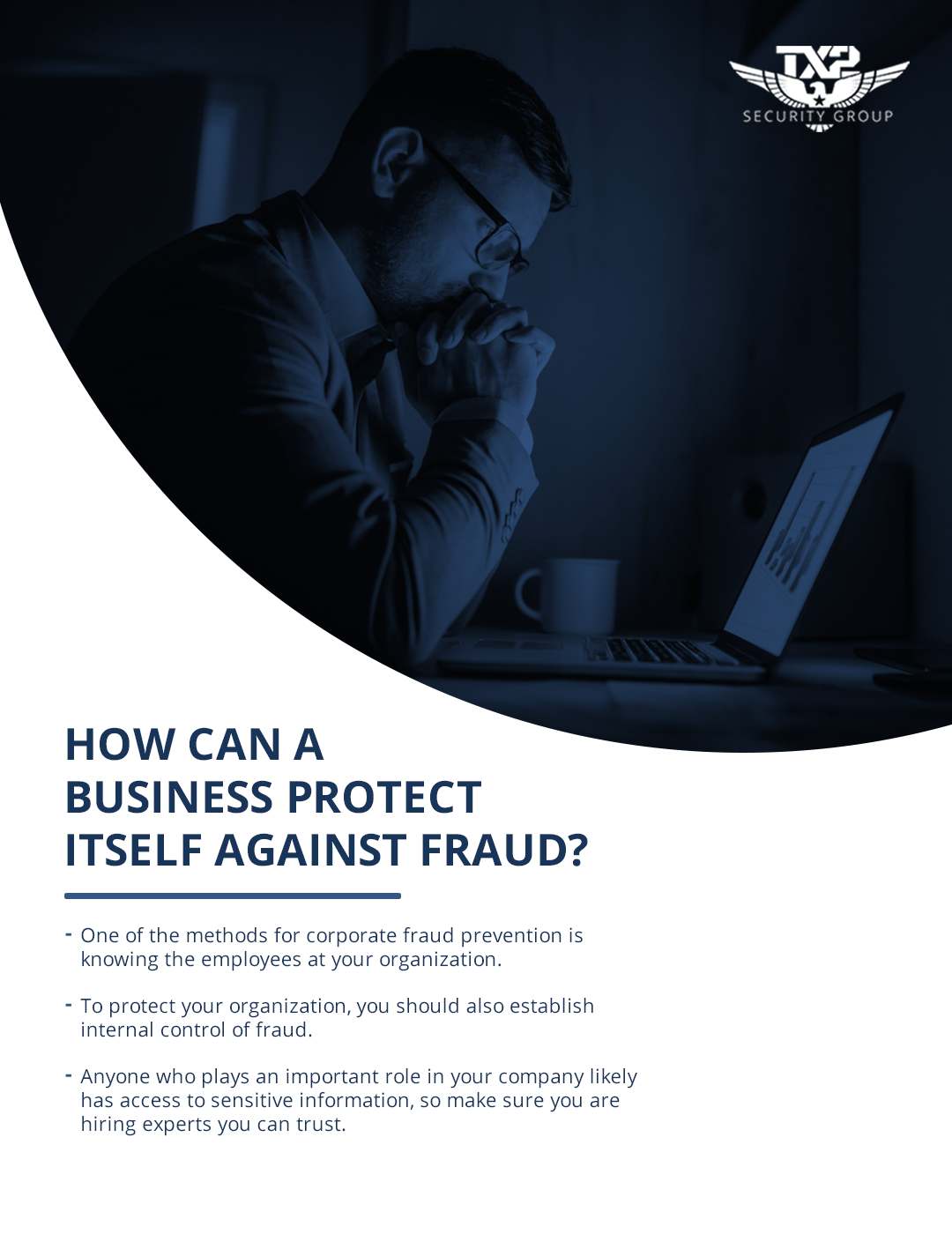 How Can Businesses Protect Itself from Corporate Fraud