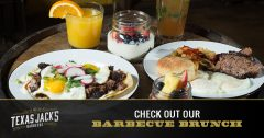 Check Out Our Barbecue Brunch
