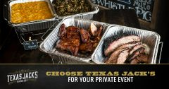 Choose Texas Jacks For Your Private Event