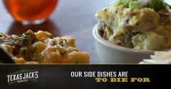 Our Side Dishes Are to Die For