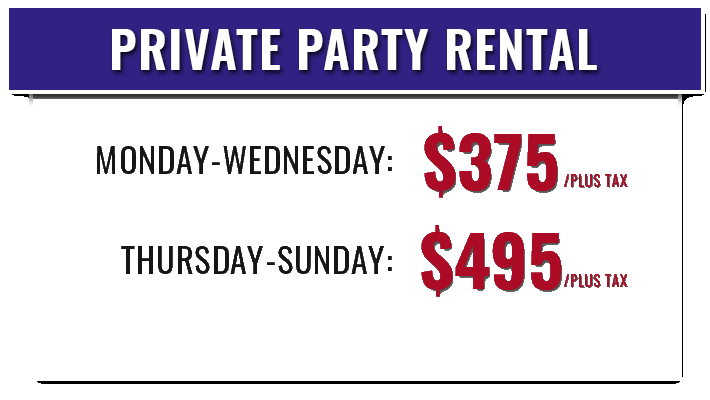 Ultimate Party Bus Private Party Pricing