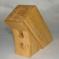 Household products: bamboo knife block