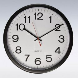Household products: black clocks