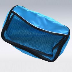 Cut and sew product: bue storage bag