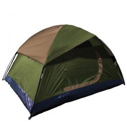 Sporting goods product: camping tent