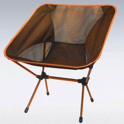 Sporting goods product: camping chair