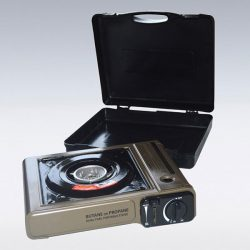Sporting goods product: camping stove