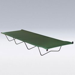 Sporting goods product: camping cot