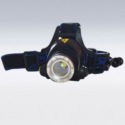 Sporting goods product: head lamp