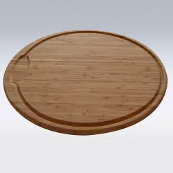 Household products: round cutting board