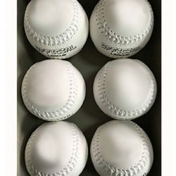 Sporting goods product: baseballs