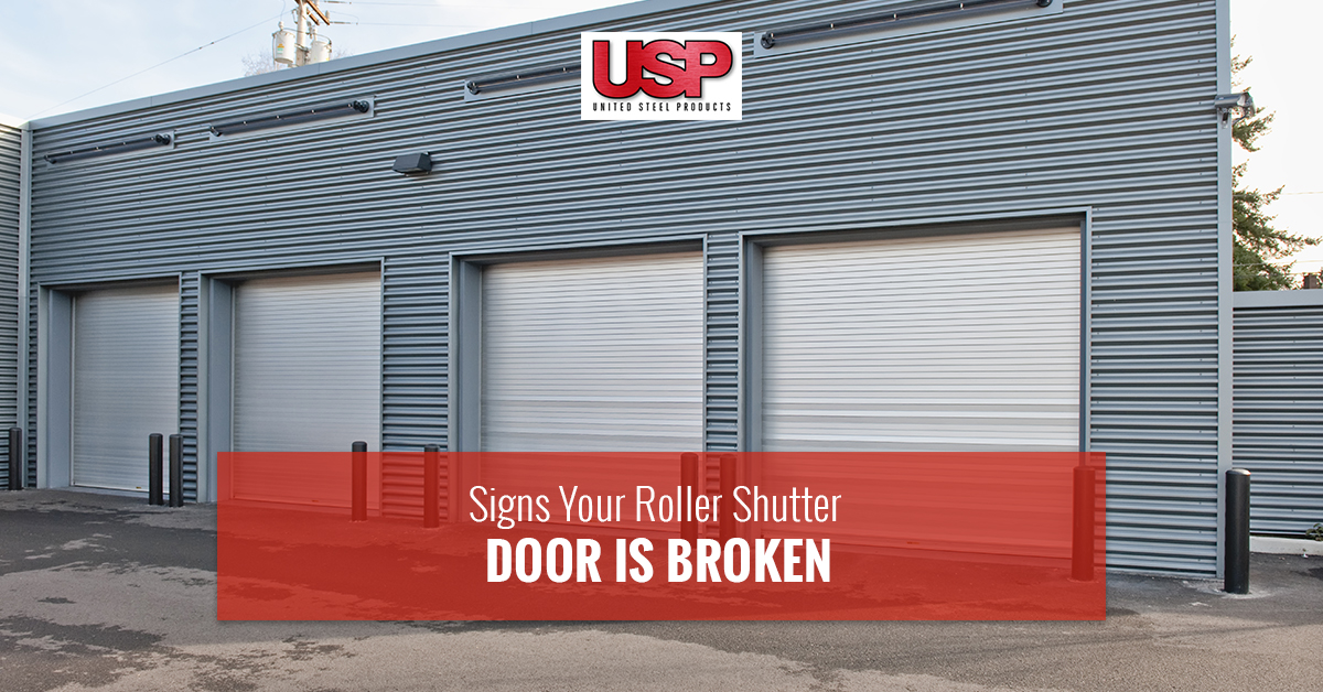 How To Know When Your Roller Shutter Door In New York City Needs To Be  Repaired