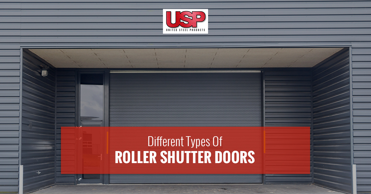 United Steel Products & Various Types Of Roller Shutter Doors To Pick From In New York City