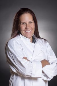 Upper Crust Food Service chef Karen Irby.