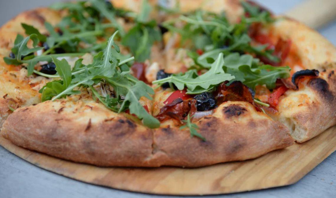 Pizza in Santa Fe