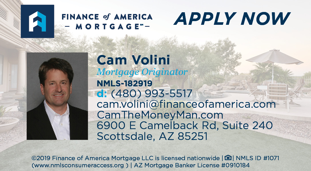 Finance Of America Mortgage Urban House Realty