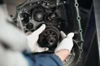 Interior Engine Gears