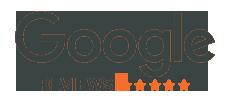 Google Five-Star Reviews Logo