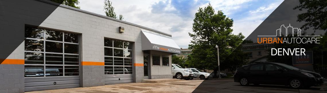 Urban Autocare Denver Auto Shop