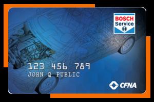 Bosch Credit Card