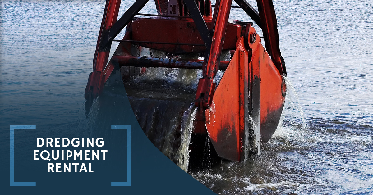 Dredge Rental Services - Dredging Systems And Dredging
