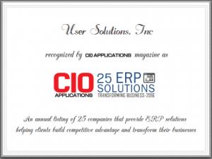 ERP Integration User Solutions