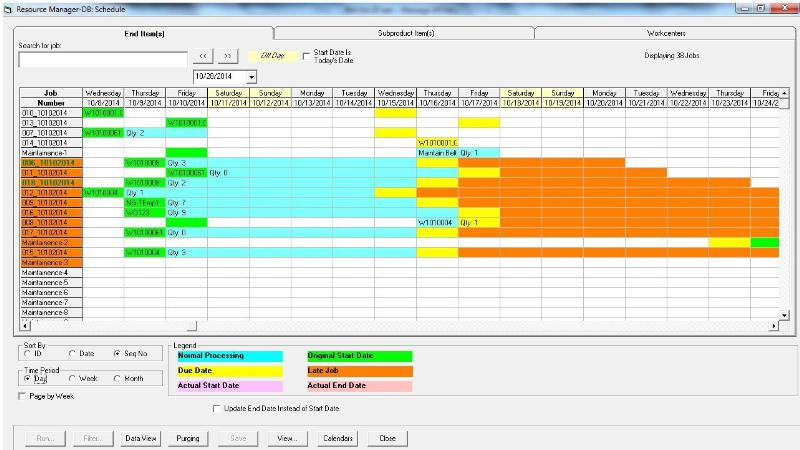 tracking tool in excel
