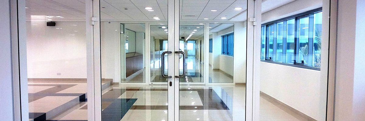 Commercial Glass Doors Well Install And Repair Commercial Glass