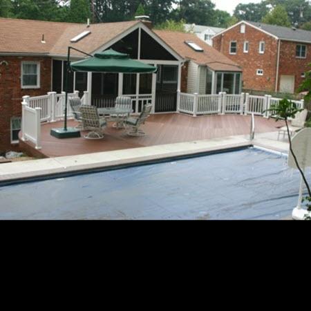 Custom Deck Builders Fredericksburg Va Professional Deck