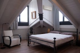 how to cool a hot attic