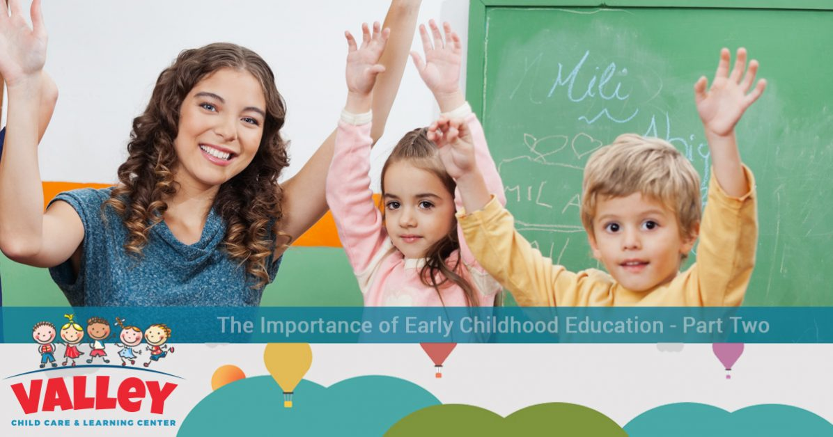 the importance of communication to early childhood educators Communication development in children with early childhood educators and speech-language the importance of starting early – children who receive.