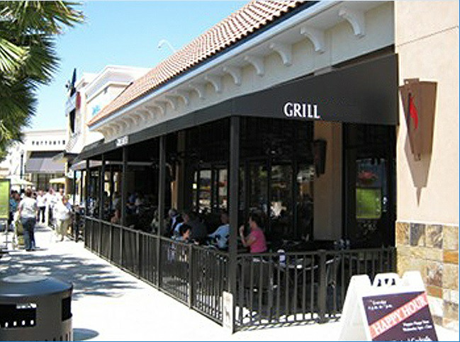 Storefront - Custom Commercial Awnings | Van Nuys Awning Co.®