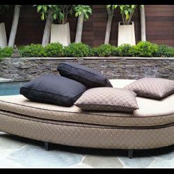 Custom pad cushions for patio furniture in Van Nuys