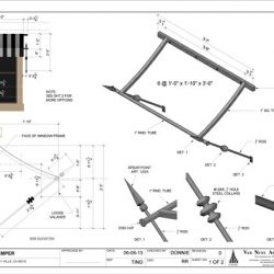 Window awning design and canopy drawings