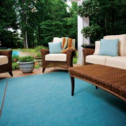 Cream pad cushion fabric for patio furniture