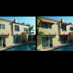 Residential window awnings and custom 3D awning renderings