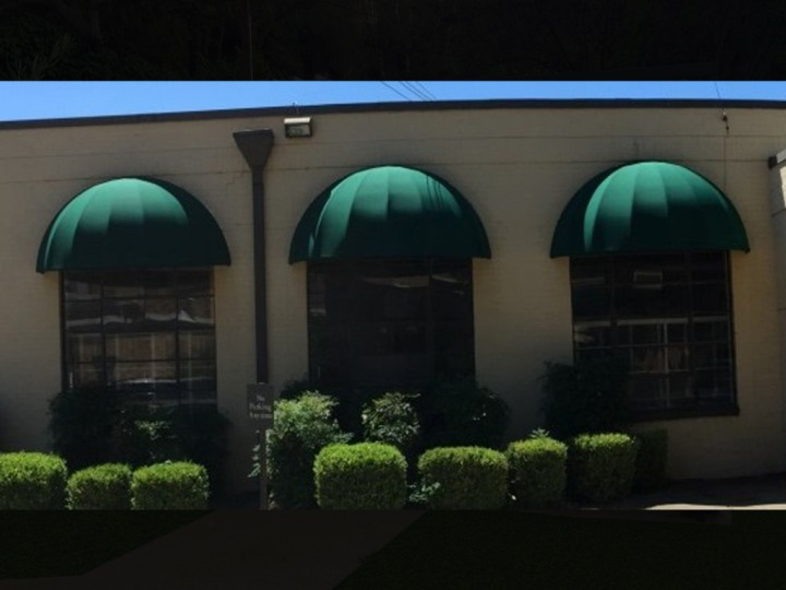 Dome Awnings - Custom Dome Awnings In Van Nuys | Van Nuys ...