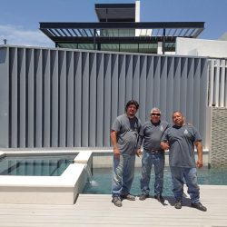 Our expert crew at Van Nuys Awning Co.