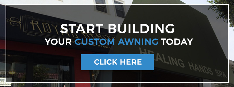 Get custom awnings in Los Angeles