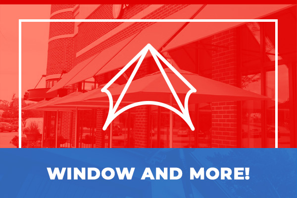 Window awnings and other awnings we can create