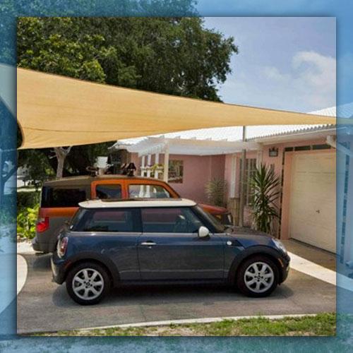 Carport canopy
