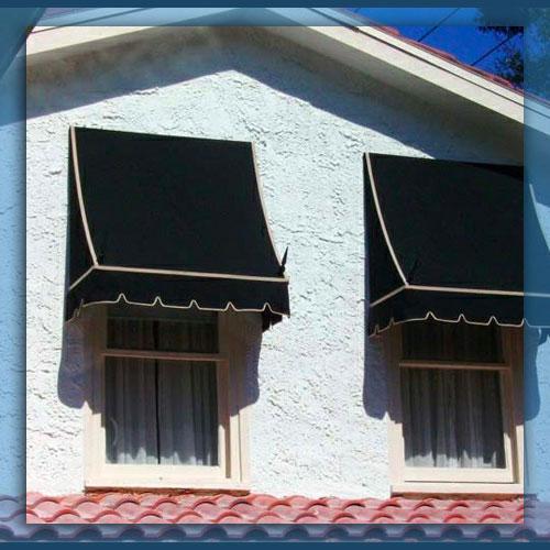 Window awning