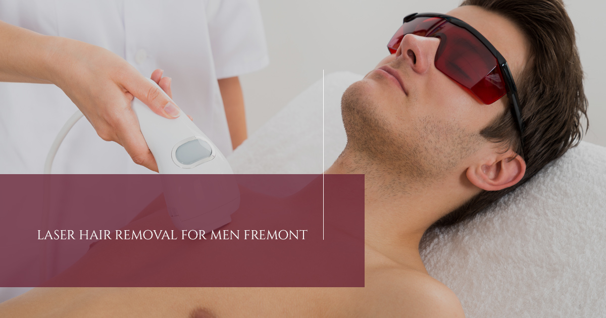 Men S Hair Removal Fremont Fast And Comfortable Laser Hair