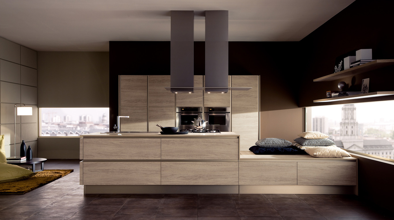 Beautiful Veneta Cucine Biancade Contemporary - Ideas & Design ...